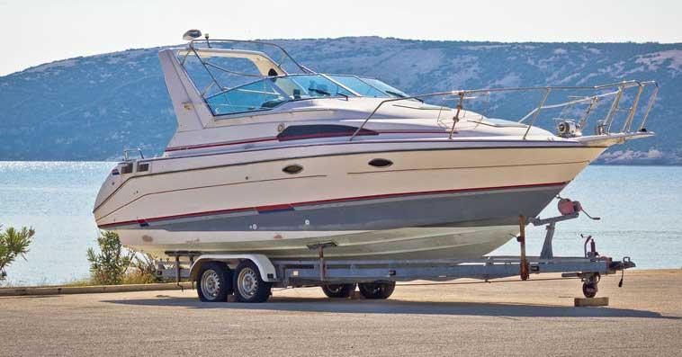 Boat Trailer Maintenance Tips
