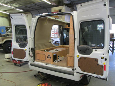 Coach Remodeling | Coach Conversions | B & C RV and Marine