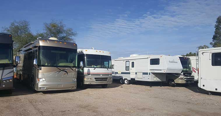 Factors to Consider When Choosing the Right Type of Storage for Your RV