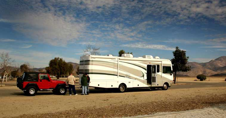 Is My Towed Vehicle or Trailer Covered under My RV Insurance policy?