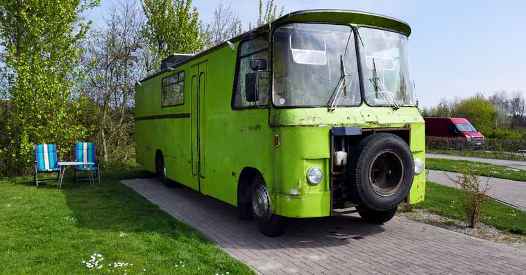 Top 9 Repair Issues in Vintage Campers, Trailers, and Coaches