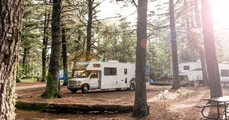 Snowbirding 101: The Best Places to RV Camp in the Winter